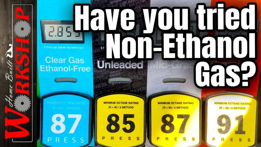 Find The Nearest Ethanol Free Gas Stations
