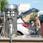 Gas Station With Vacuum Near Me